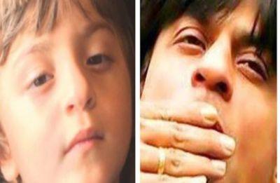 Shah Rukh Khan has found his 'Mini Me' and the reason will make you go 'aww'