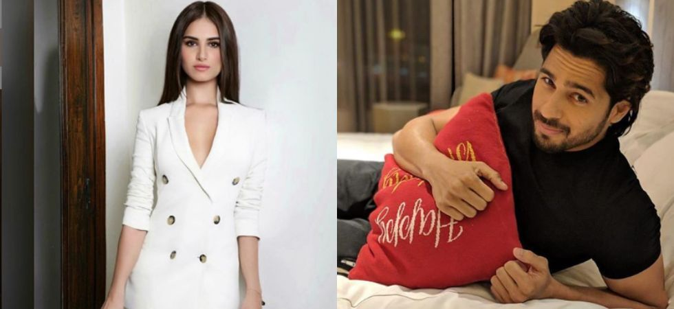Tara Sutaria reveals Sidharth Malhotrais her 'pardosi pyar'