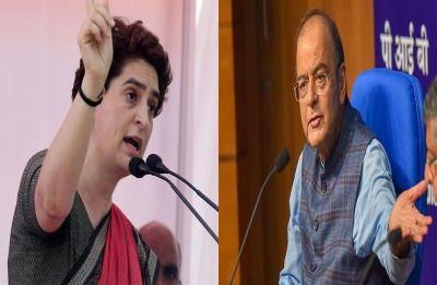 Don't know PM Modi's caste, says Priyanka Gandhi; Jaitley hits back asking 'how's it relevant'