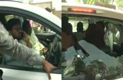 LS Polls, Round 4: Clashes break out in Bengal's Asansol, Babul Supriyo's car vandalised