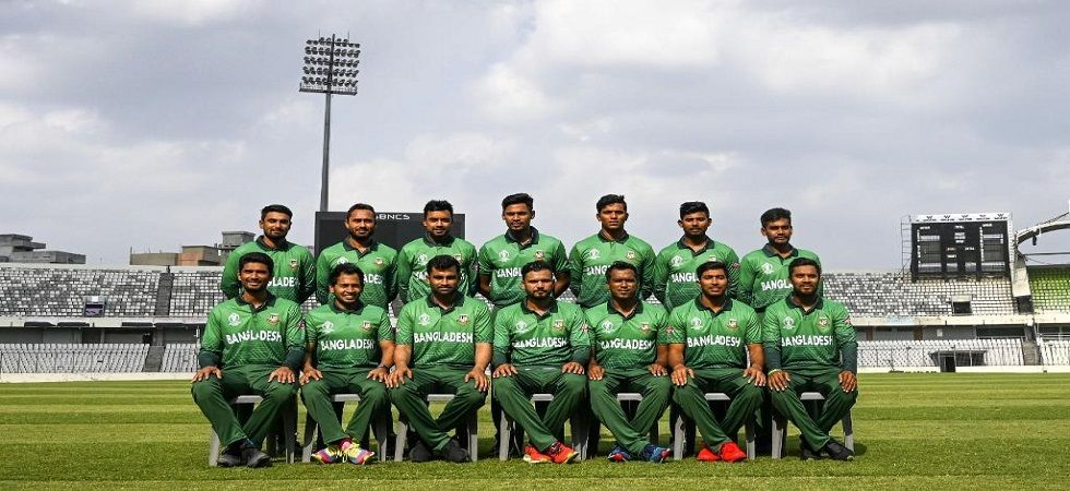 Bangladesh team will play with new jersey in the upcoming World Cup (Image Credit: Twitter)