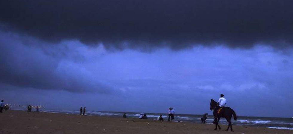 Cyclonic storm 'Fani' Monday morning was located at 880 km of South-East of Chennai