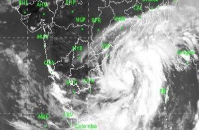 Cyclone Fani intensifies, to make landfall near Odisha coast tomorrow