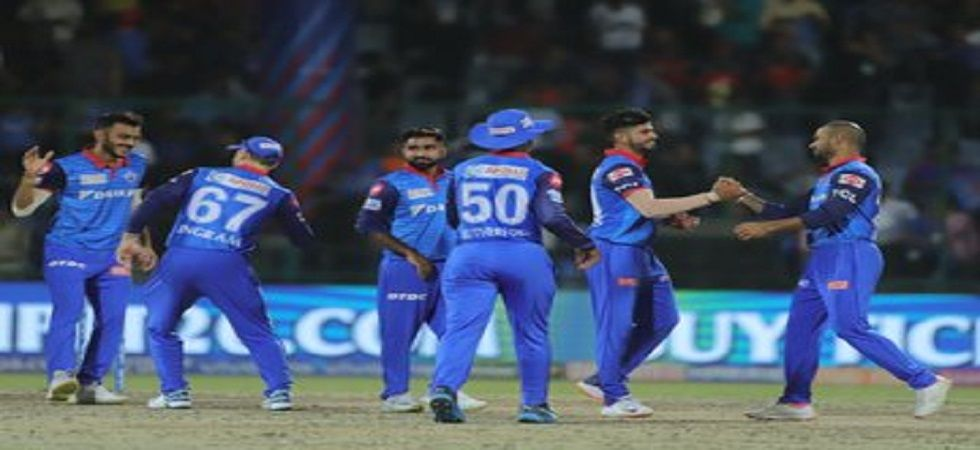 Delhi Capitals qualified for the playoffs for the first time since 2012. (Image credit: Delhi Capitals Twitter)