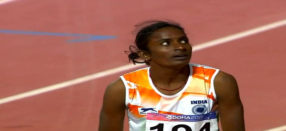 Aim is to qualify for Tokyo Olympics says Gomathi (Image Credit: Twitter)