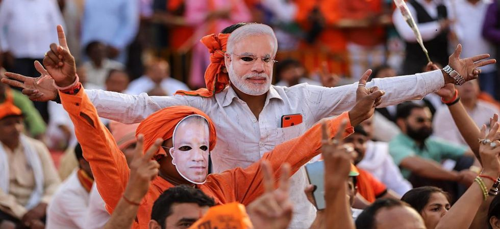 Lok Sabha Elections 2019 Phase 4 (Photo Source: PTI)