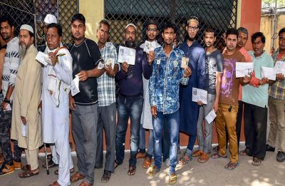 Lok Sabha Elections: 57.58% voter turnout recorded in 13 Uttar Pradesh constituencies