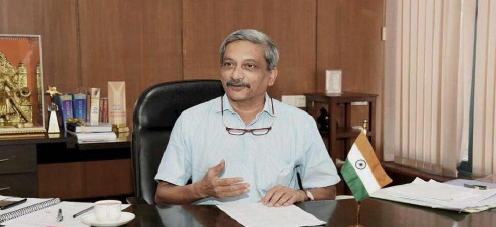 Late Goa chief minister Manohar Parrikar (File Photo)