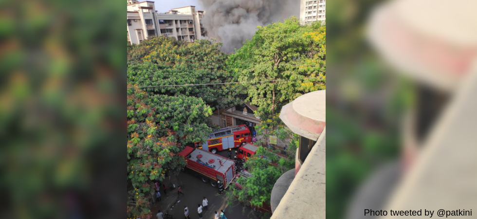 A massive fire broke out at Big Bazaar outlet in Mumbai's Matunga, according to reports.