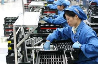 China factory activity softens despite government stimulus measures