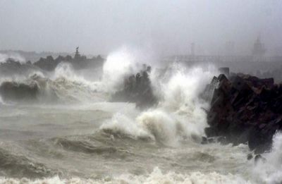 'Fani' intensifies into 'extremely severe cyclonic storm'; Odisha on alert, Navy, NDRF teams deployed