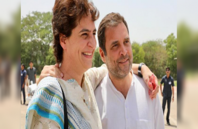 'Kya bakwaas hai': Priyanka Gandhi slams home ministry's citizenship notice to brother Rahul