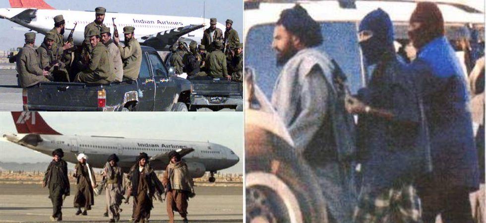 Maulana Masood Azhar Kandahar hijacking episode (File Photo)