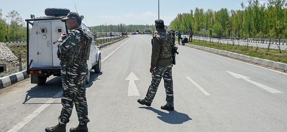 The government is monitoring the convoy needs of security forces on a real-time basis. (File Photo)
