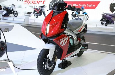 TVS Motor's PAT falls 19 per cent to Rs 134 crore in March quarter