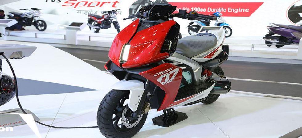 TVS Motor (File Photo)