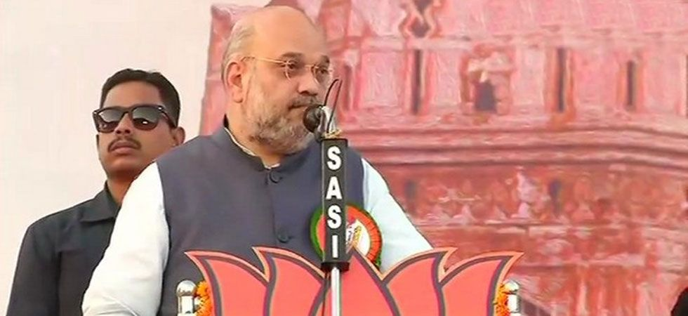 Amit Shah will continue its fight to ensure that Kashmir remains an integral part of India. (File Photo: PTI)