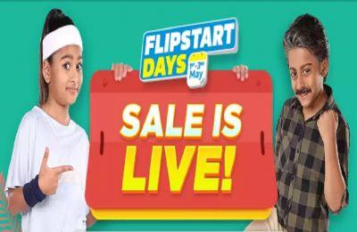 Flipkart Flipstart Day Sale: Best deals, discounts on clothing, electronics and more