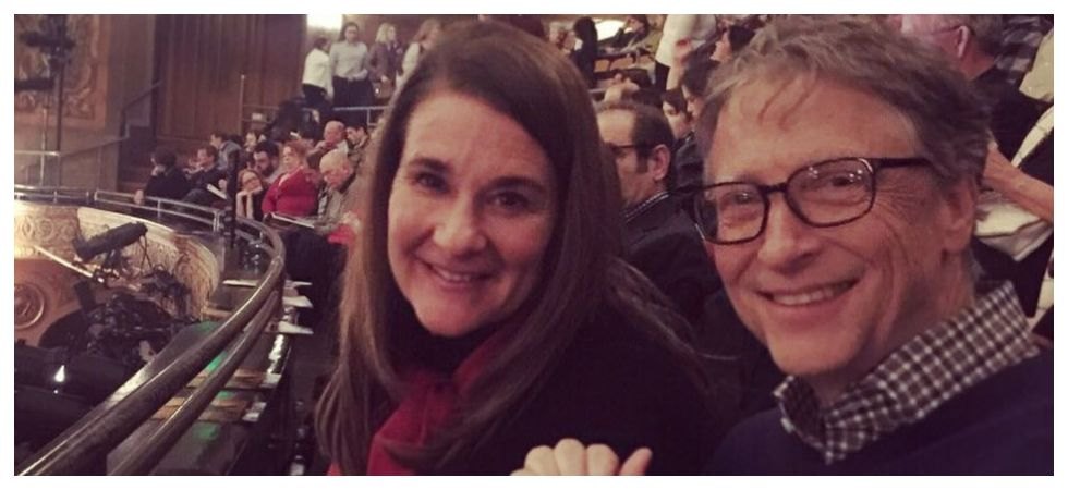 Melinda Gates reveals secret to successful marriage (Photo: Instagram)