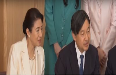 In first speech, Japan's new emperor Naruhito vows to stand with the people