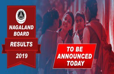 Nagaland NBSE HSLC and HSSLC results 2019 LIVE NOW at nbsenagaland.com