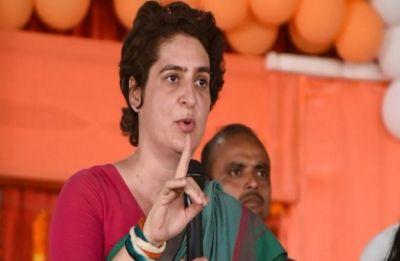 Congress will not cut into SP-BSP-RLD alliance's votes, will damage BJP: Priyanka Gandhi
