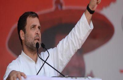 'Mayawati and Akhilesh Yadav's remote control in Modi's hand': Rahul Gandhi