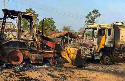 Hours after Gadchiroli attack, Maoists kill 2 villagers in Chhattisgarh's Sukma district