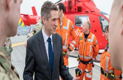 Theresa May sacks Defence Secretary Gavin Williamson over Huawei leak