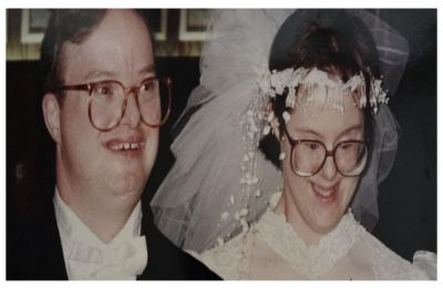 World's 'longest down syndrome marriage' ends after 25 Years as husband passes away