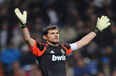 Former Real Madrid goalkeeper Iker Casillas stable after heart attack: FC Porto