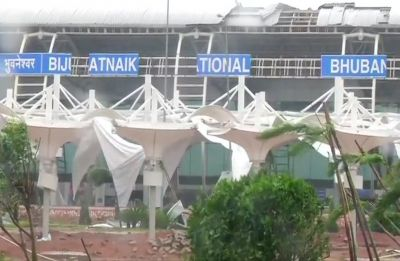 Cyclone Fani: Flight operations at Bhubaneswar Airport likely to resume from 1 pm Saturday
