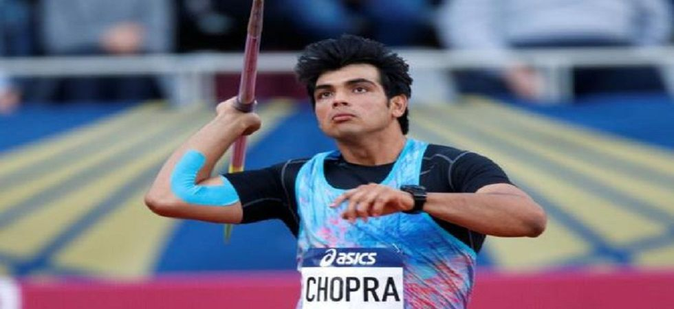 Neeraj Chopra is considered India's best hopes for a medal in the 2020 Tokyo Olympics. (Image credit: Twitter)