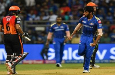 Mumbai Indians and Sunrisers Hyderabad play out epic tie in IPL 2019
