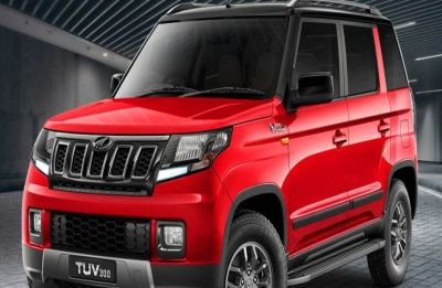 Mahindra TUV300 Facelift launched, available in 5 variant: Pricing starts at Rs 8.38 lakh