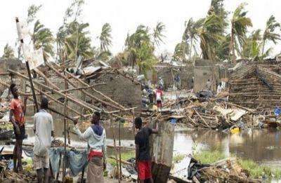 More than 1 million children affected by Mozambique cyclones: UN