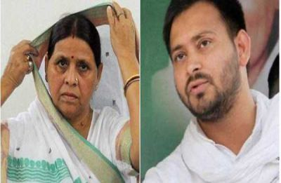 Senior TV journalist trolled by Tejashwi Yadav, others for remark on Rabri Devi's tweet