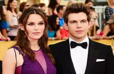 Keira Knightley, James Righton expecting second child