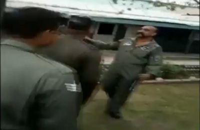 WATCH | Wing Commander Abhinandan Varthaman interacts with colleagues, video goes viral