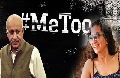 #MeToo: MJ Akbar records statement before Delhi court, gets cross-examined by Ramani's counsel
