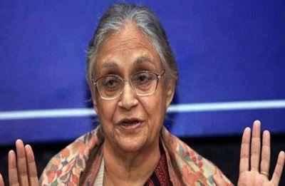 Media blew 2012 Delhi gangrape case 'out of proportion': Sheila Dikshit