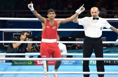 Gaurav Solanki and Manish Kaushik bag gold in Poland