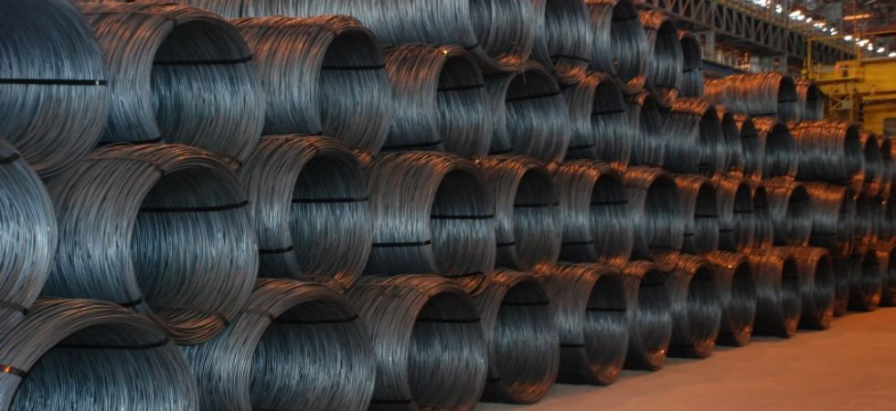 India's steel production (Photo Credit: PTI)