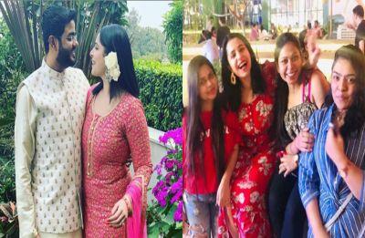 Priyanka Chopra's brother Siddharth Chopra's ex-fiancee Ishita Kumar celebrates new beginning with friends