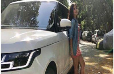 Katrina Kaif flaunts her new buy, Jaguar Land Rover; check its cost