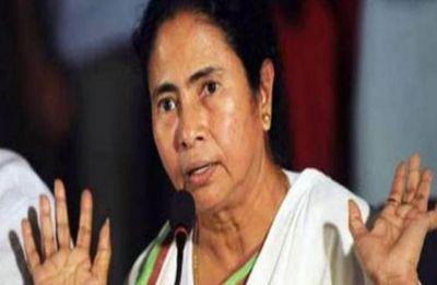 Mamata Banerjee objects to 'Jai Shri Ram' slogan, BJP calls her intolerant