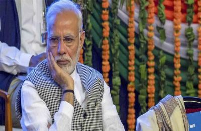 PM Modi condemns killing of BJP leader Gul Mohammed Mir in Anantnag