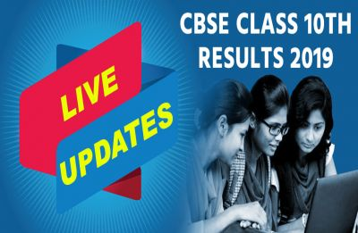 CBSE 10th Results 2019 announced, available on cbseresults.nic.in