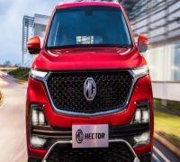 MG Motor India kick starts production of Hector SUV in Gujarat's Halol facility