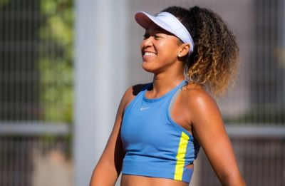 Naomi Osaka progresses in Madrid Open, beating Dominika Cibulkova